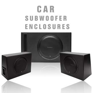 Car Subwoofer Enclosures