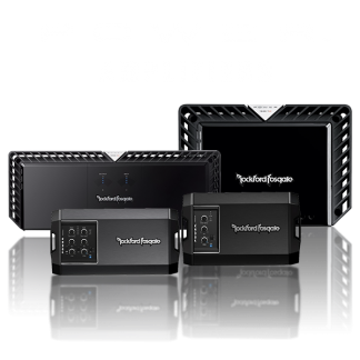Car Power Amplifiers