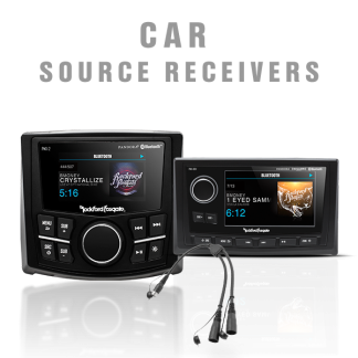 Car Source Receivers
