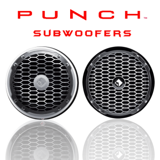 Marine Punch Subwoofers