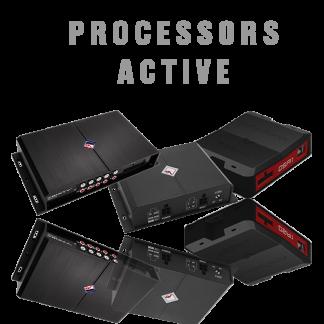 Processors Active